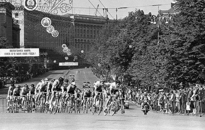 39-а велогонка Миру 1986 року в Києві