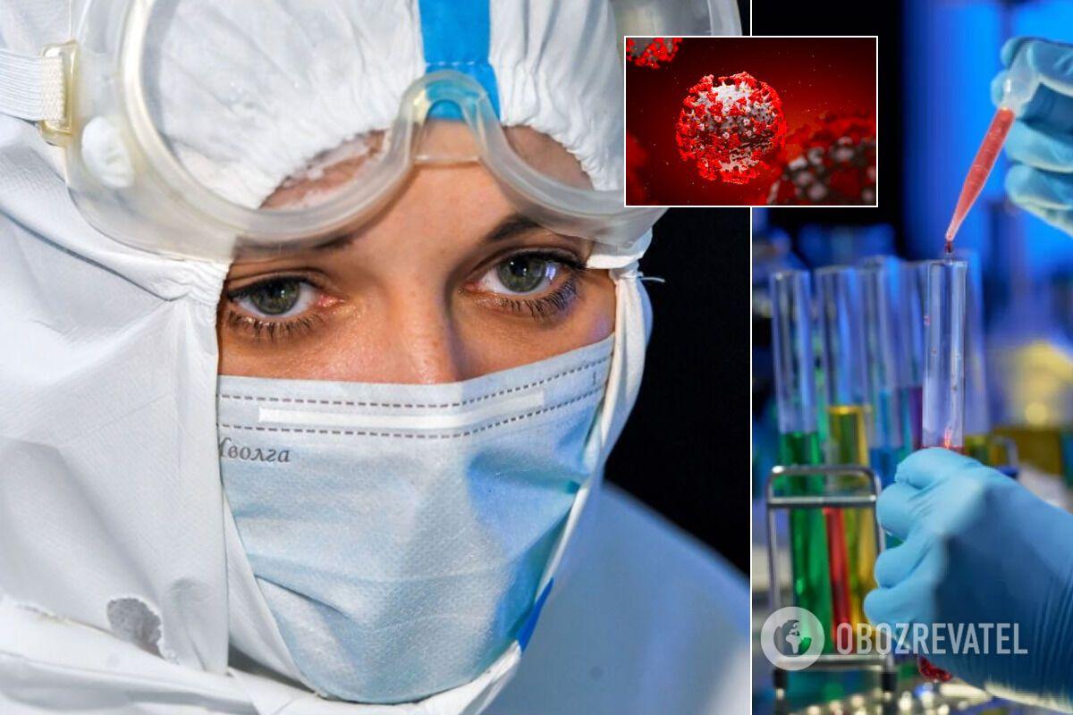 Лаборатории, тестирующие на COVID-19, уже загружены
