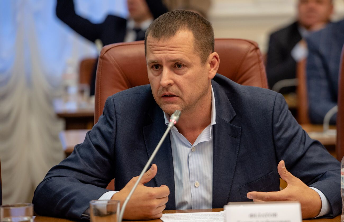 Мэр Днепра Борис Филатов ослабил карантин в городе