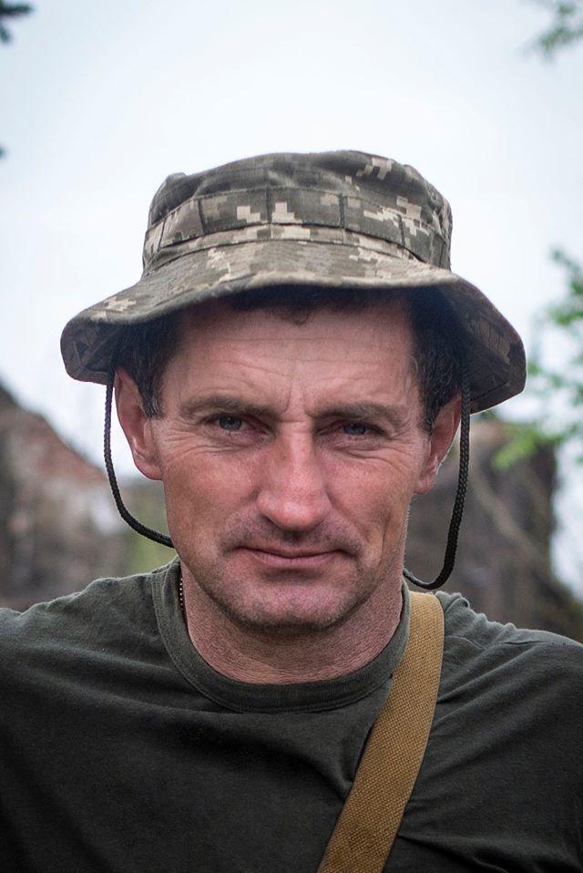 Владимир Федченко погиб от пули снайпера 27 февраля