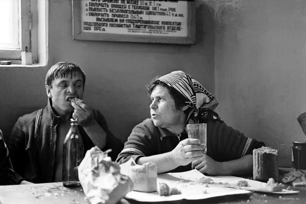 Їдальня в СРСР
