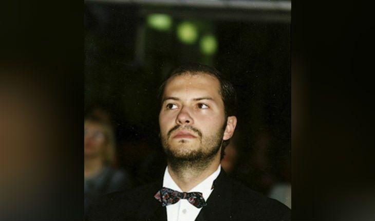 Федір Бондарчук у молодості