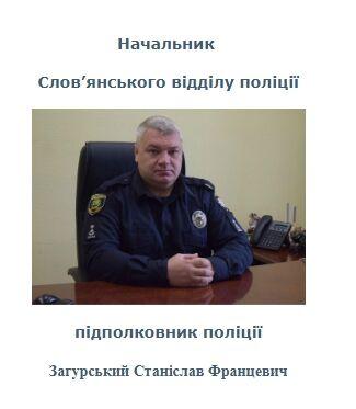 Станислав Загурский