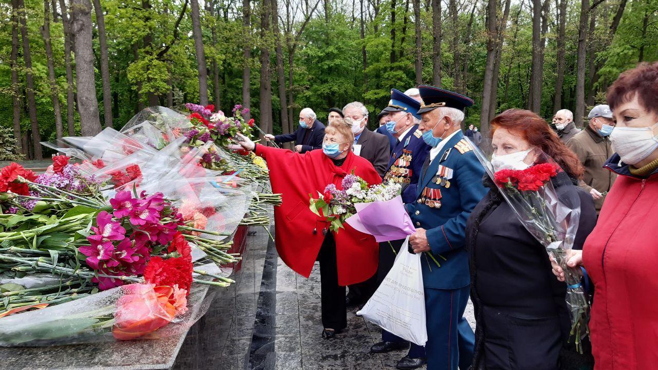 9 мая в Харькове