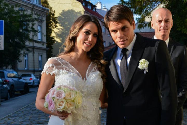Андреа Чупор и Огнен Вукоевич