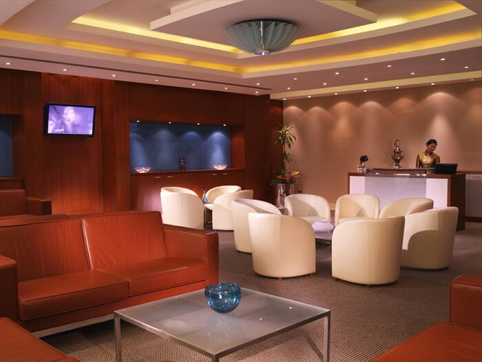 VIP-зони в междунароного аеропорту Дубай