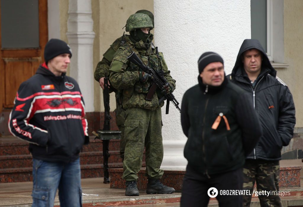 Георгіївська стрічка стала символом агресії Росії проти України