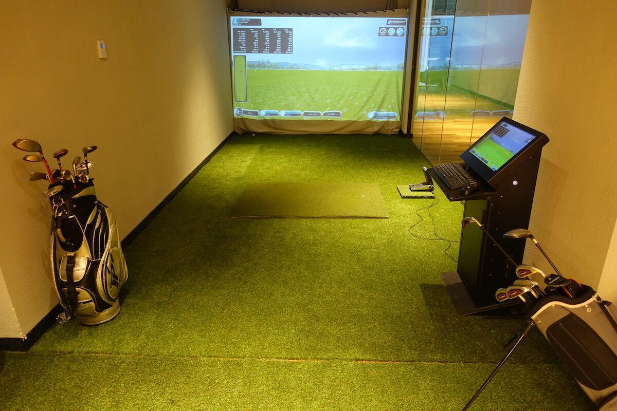 Новий аеропорт Стамбула: симулятор гольфу в VIP-залі