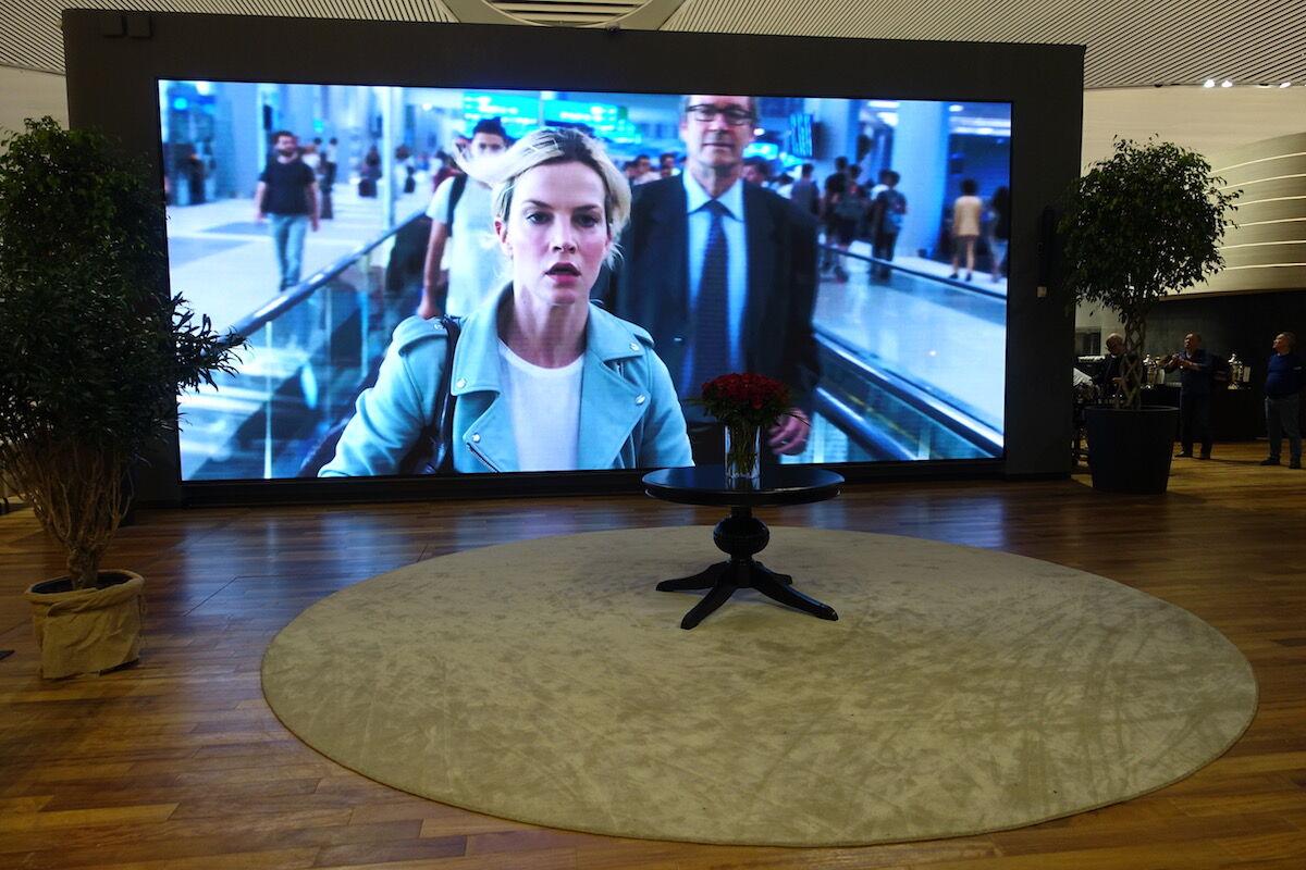 VIP-зал в Новому аеропорту Стамбула