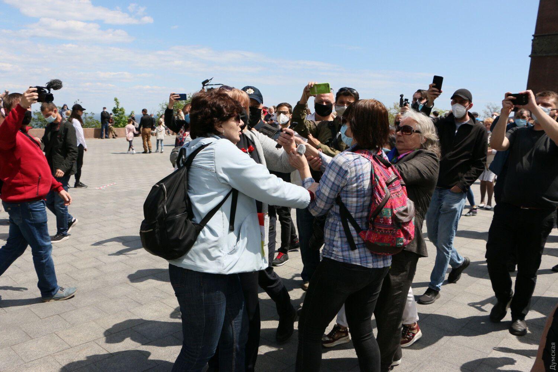 День победы над нацизмом в Одессе