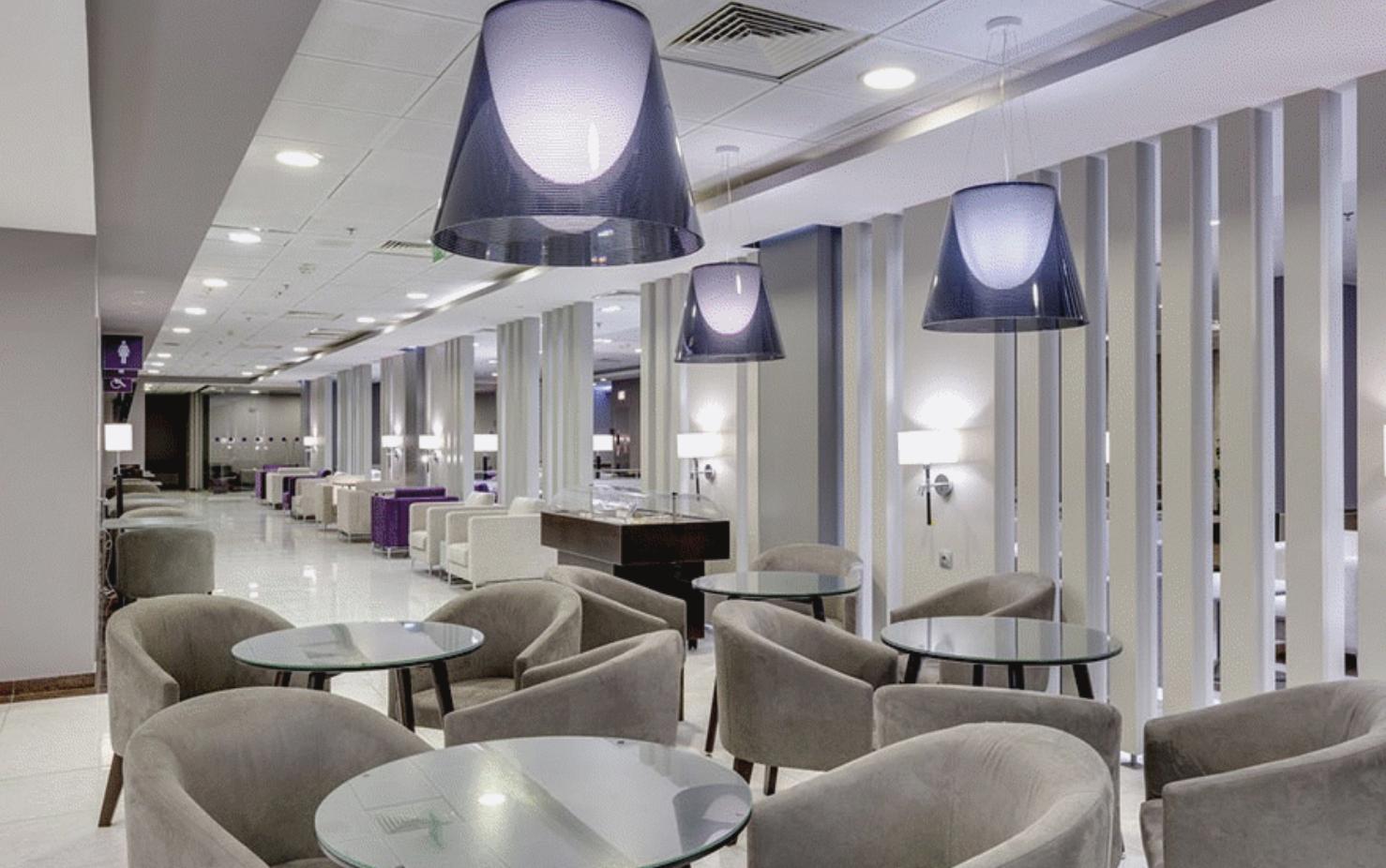VIP-зал в Борисполі