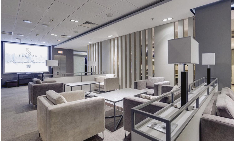 VIP-зал в аеропорту Бориспіль