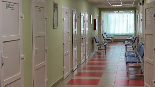 Дитяча обласна лікарня в Кропивницькому
