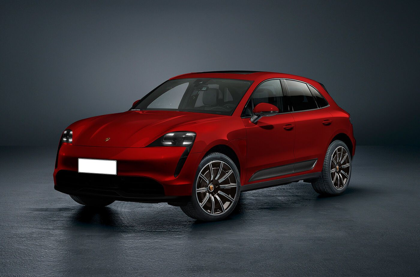 Porsche Macan EV — таким він може бути