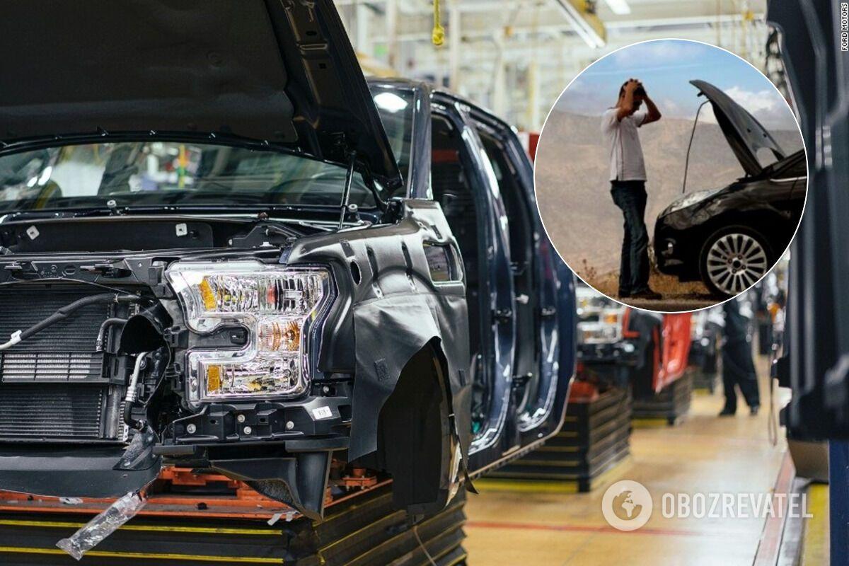 Эксперты назвали самые ненадежные б/у машины с проблемными двигателями