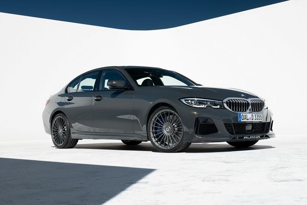 2021 Alpina D3 S
