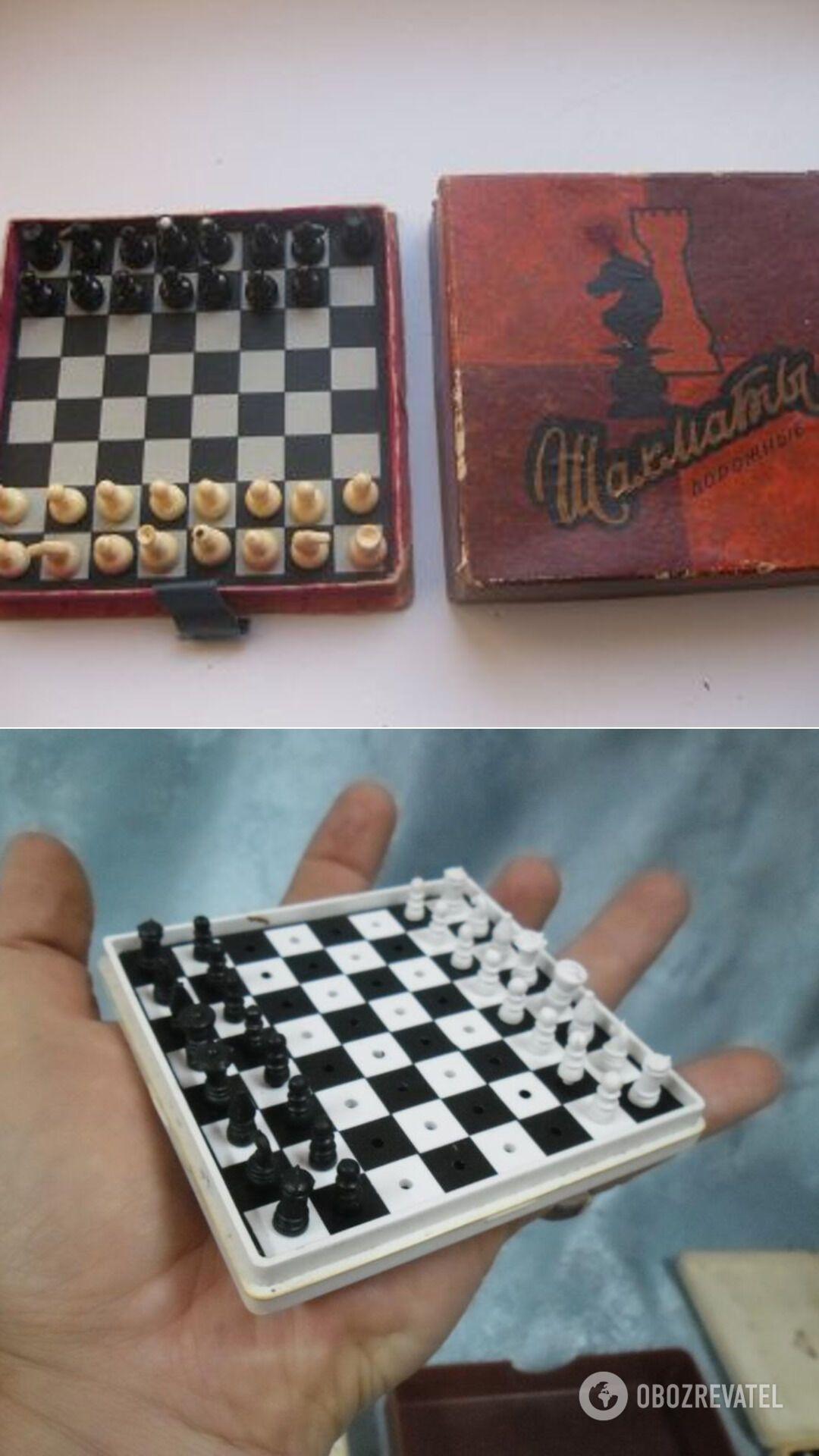 Шахи для походу