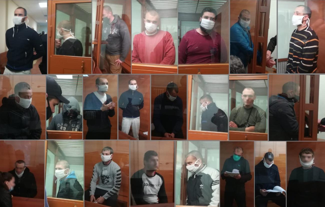 20 фигурантам стрельбы в Броварах суд избрал меру пресечения