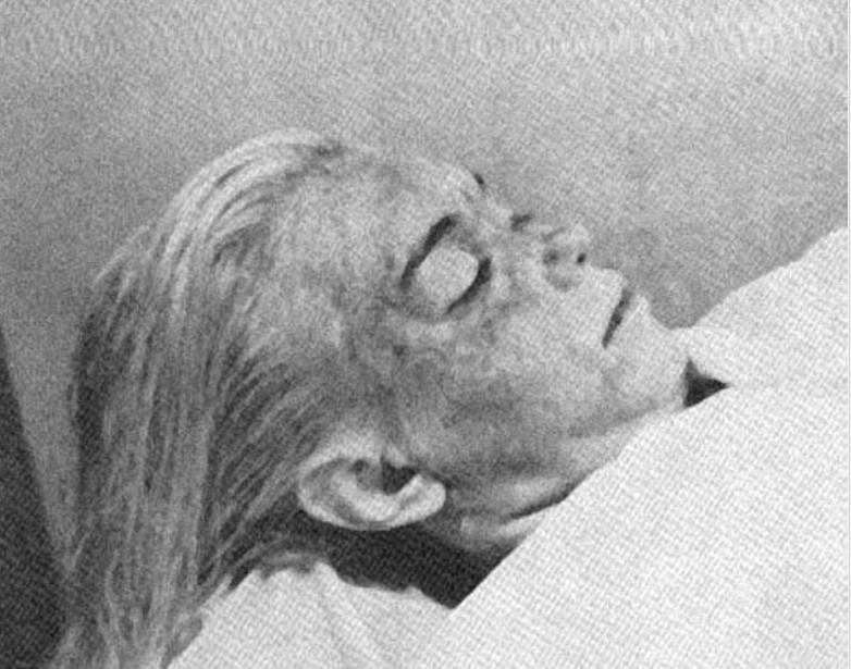 Мэрилин Монро умерла 58 лет назад: как выглядела звезда после смерти. Фото