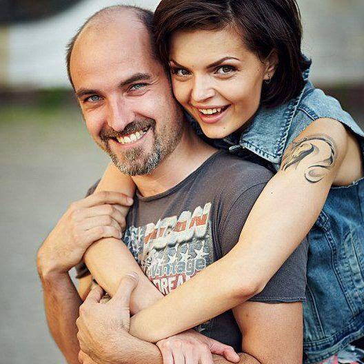 Ольга и Дмитрий вместе прожили 12 лет