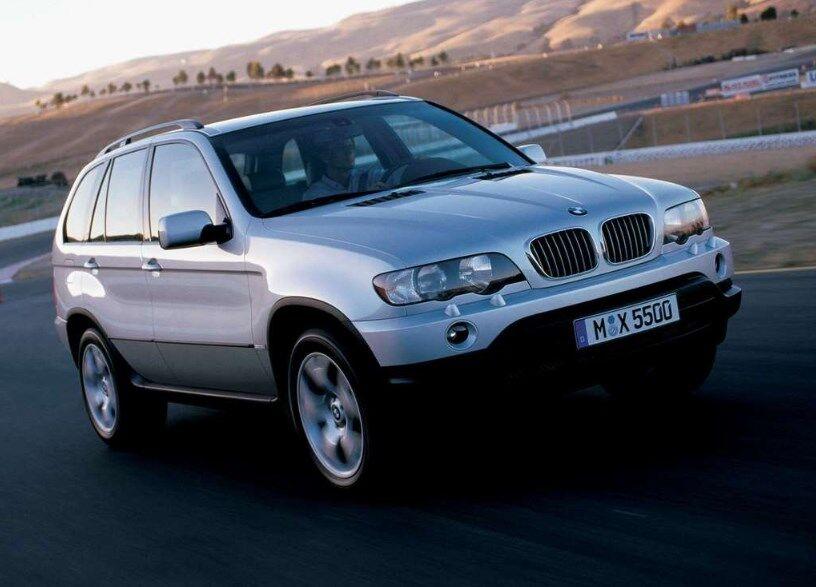 Кроссовер BMW X5 первого поколения