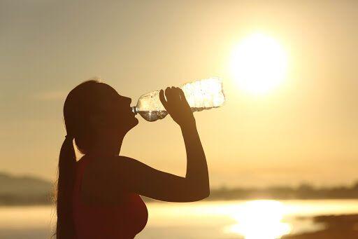 Как легче переносить жару