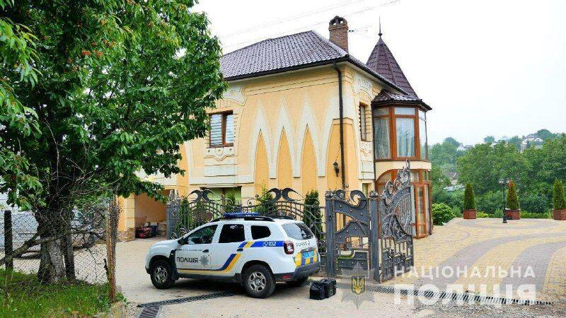 Будинок, куди увірвався злочинець