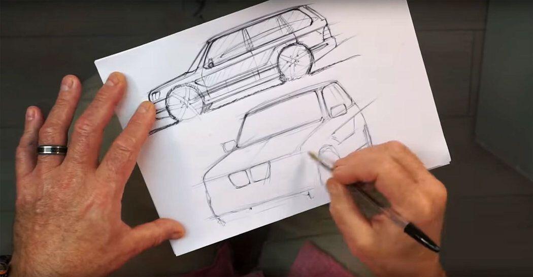 Фрэнк Стивенсон работал над дизайном оригинального BMW X5