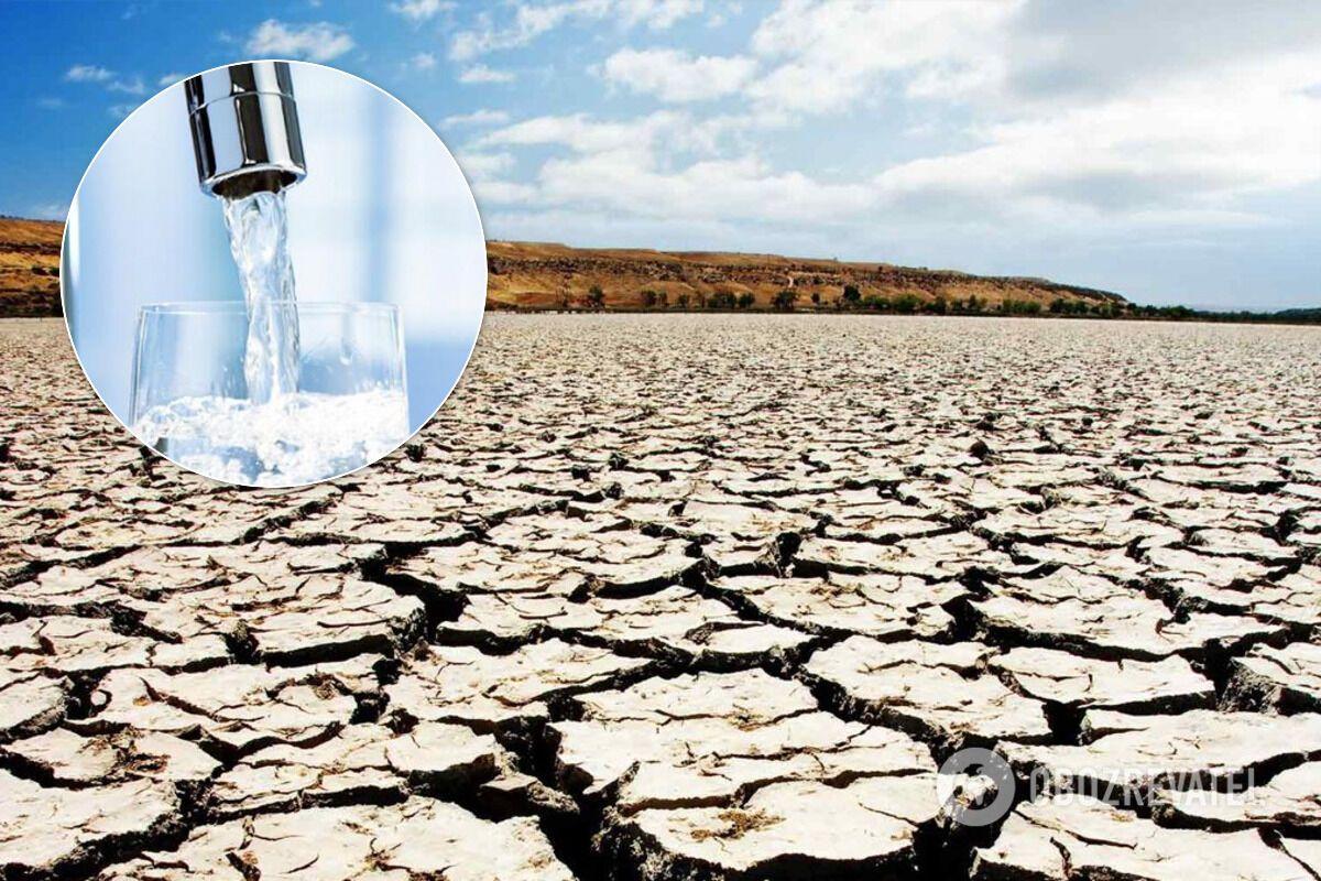 Посуха у Криму