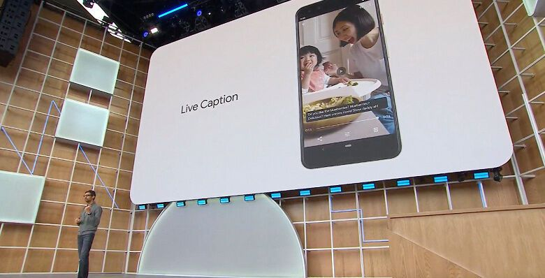 Презентація Live Caption