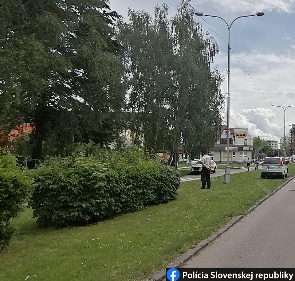Напад на школу в Словаччині