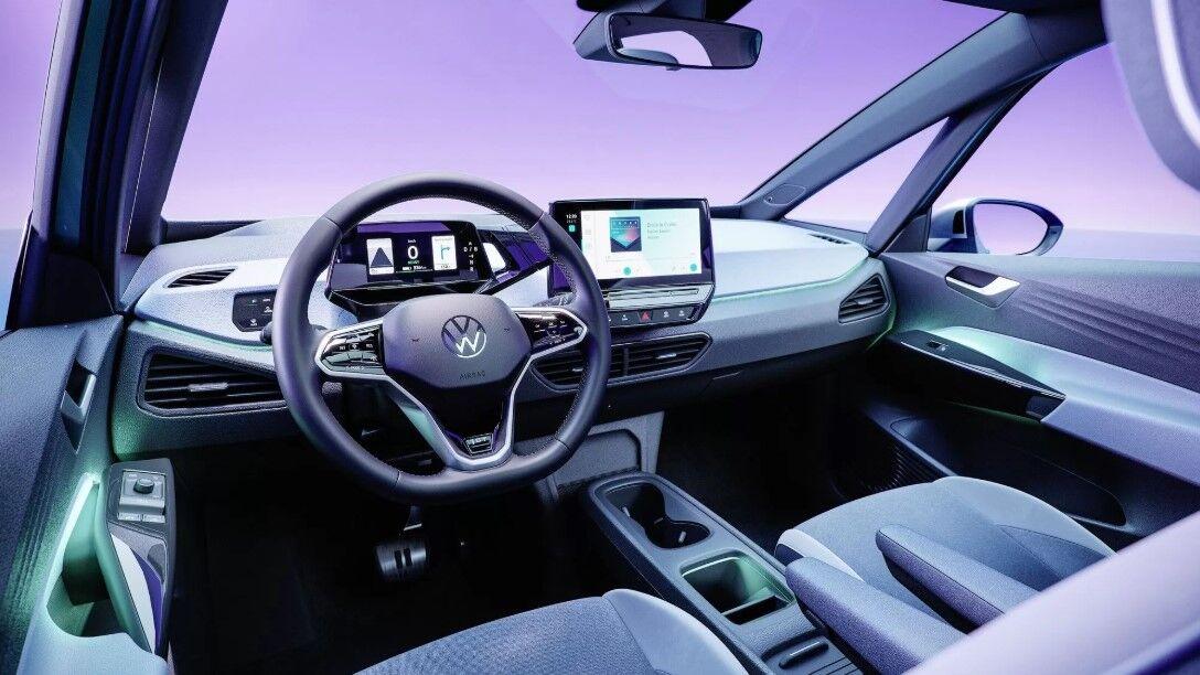 Новый электромобиль VW ID.3