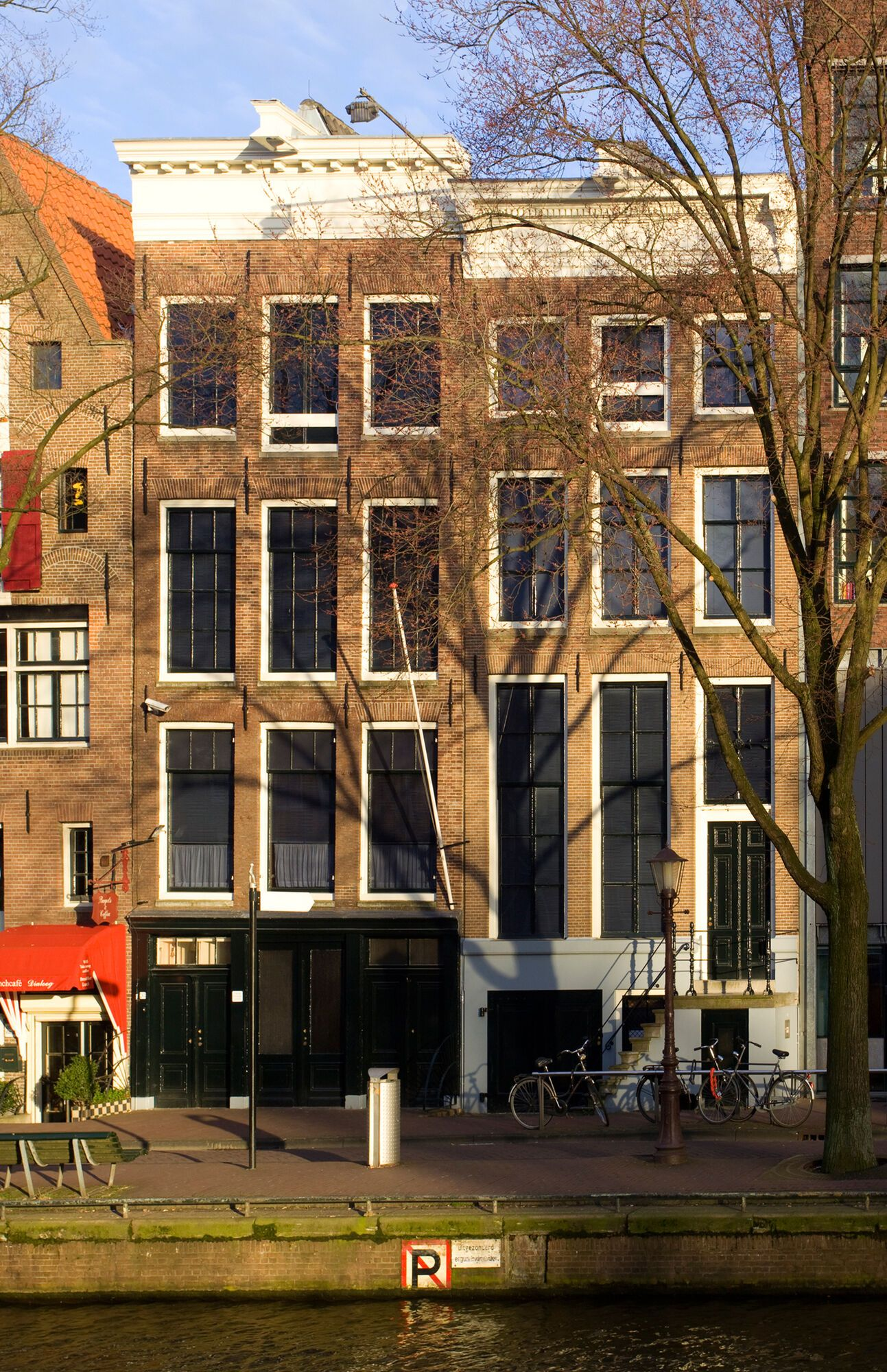 Дім-музей Анни Франк в Амстердамі
