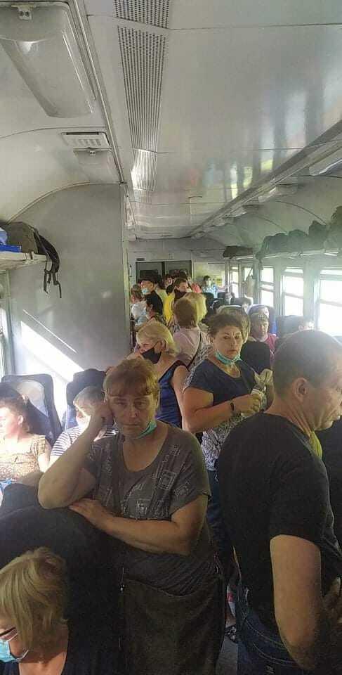 Електричка Київ – Ніжин