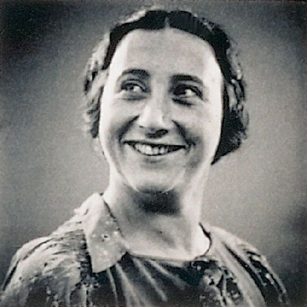 Едіт Франк – мати Анни Франк