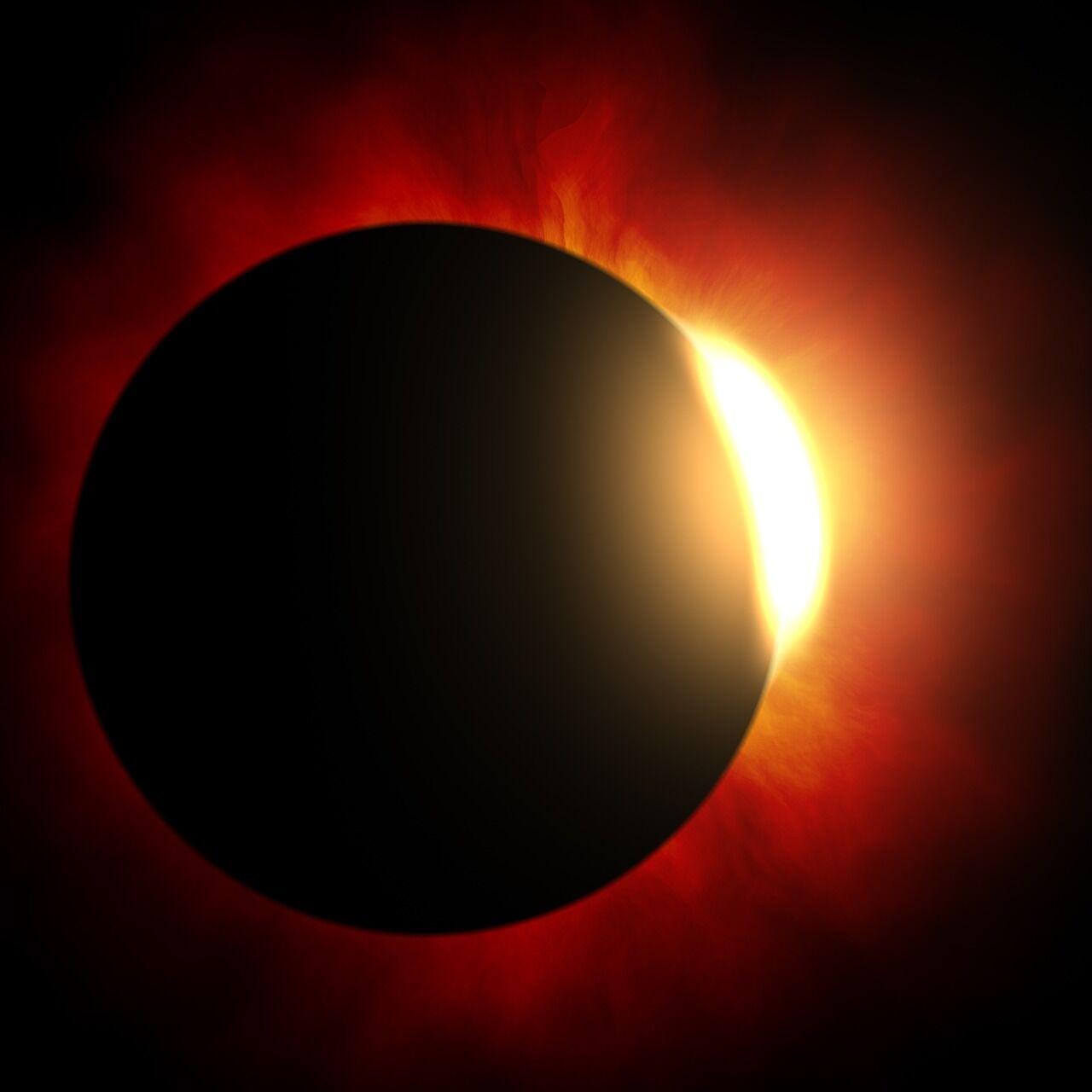 Затмение солнца: как повлияет на людей