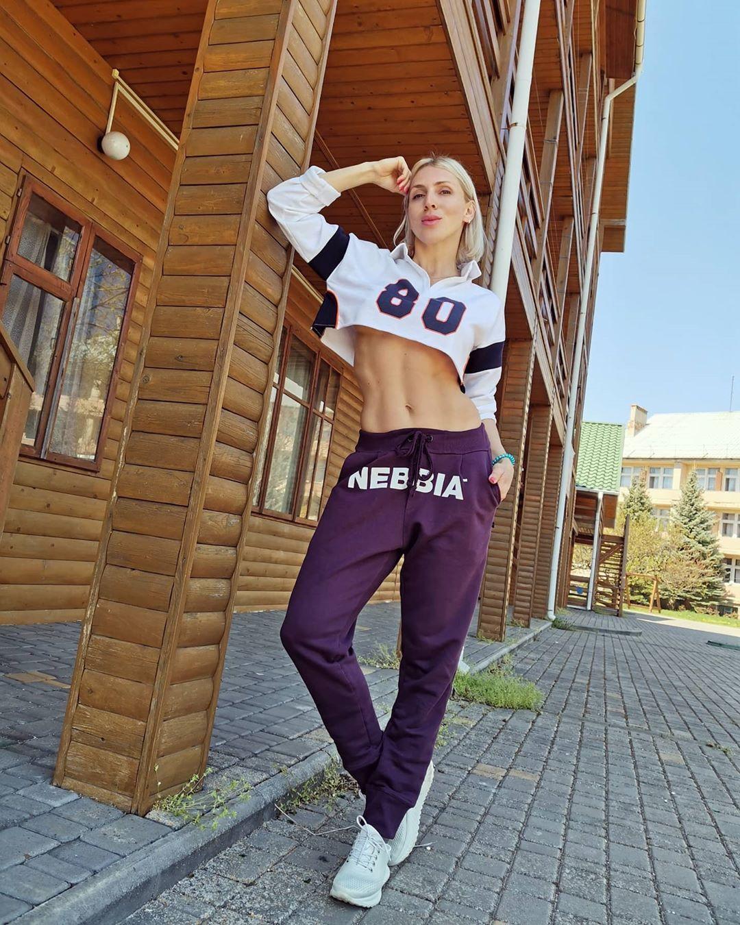 Украинская фитнес-модель Таня Федосеева снялась обнаженной