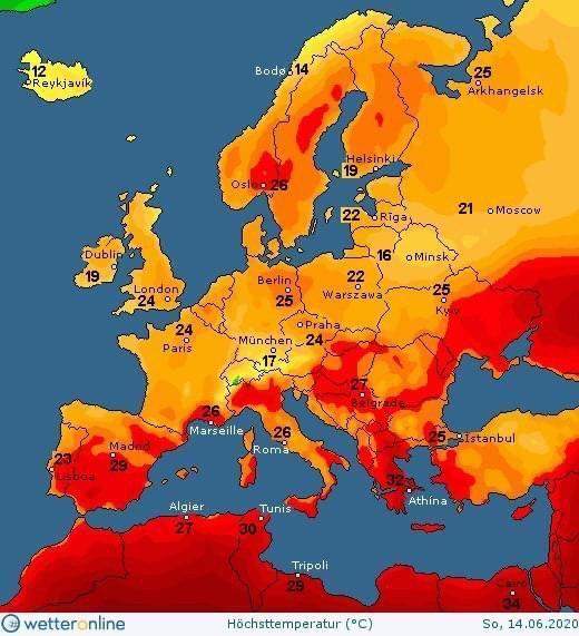 Жару разбавят грозовые дожди: синоптик дала прогноз на конец недели в Украине