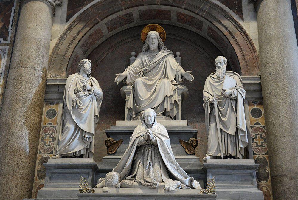 Католики День всех святых отмечают 1 ноября