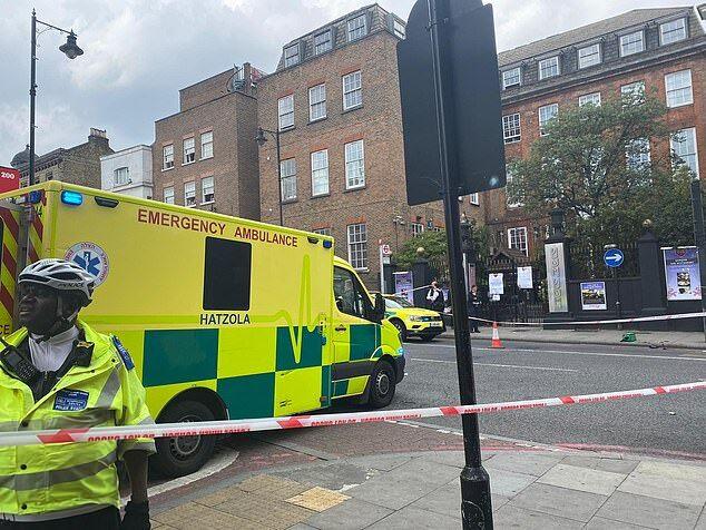 В Лондоне среди бела дня изрезали ножом раввина