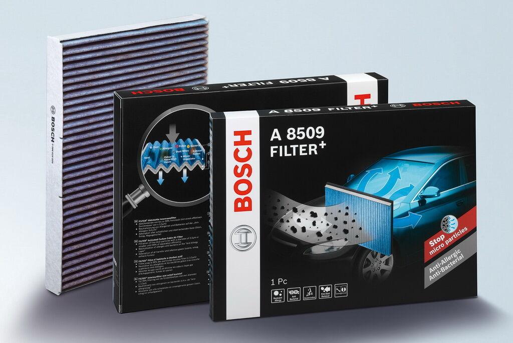 Эксперты Bosch рекомендует менять салонный фильтр 1 раз в год или каждые 15 тысяч км