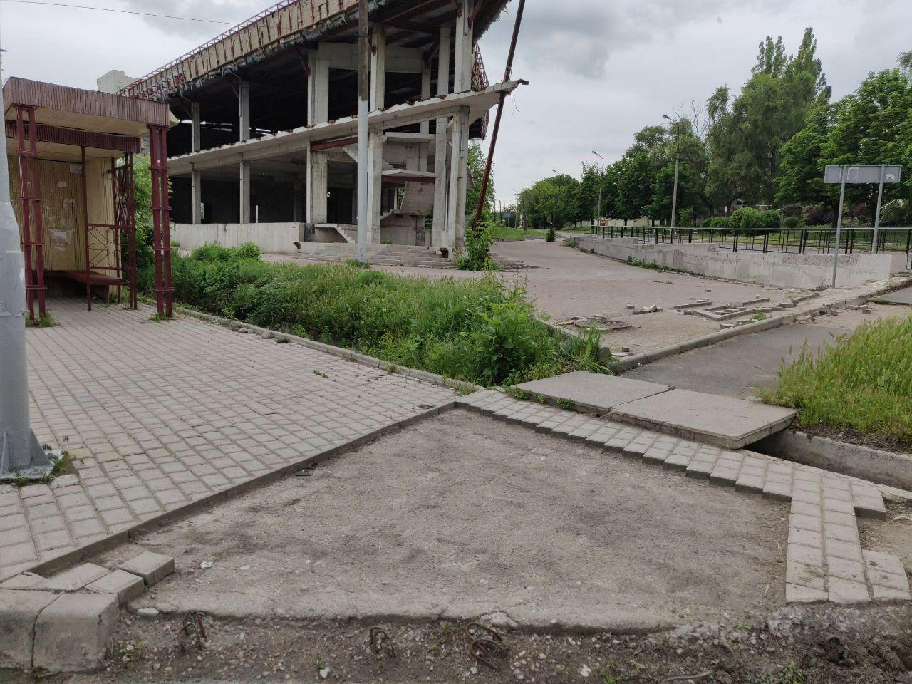 Вулиці Донецька