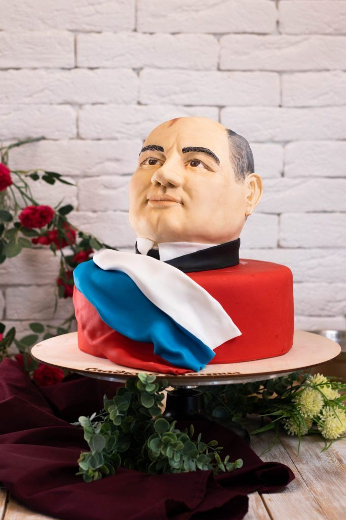 Торт-Горбачев