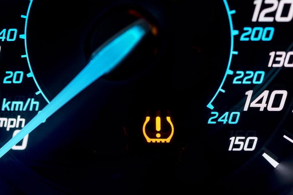 Использовать шины Flat Run рекомендуется при наличии в авто системы TPMS