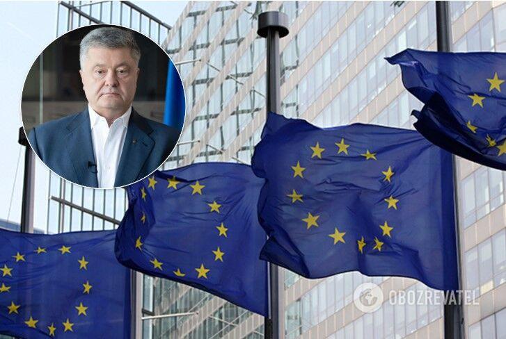 Европарламент возьмет на контроль дело Порошенко