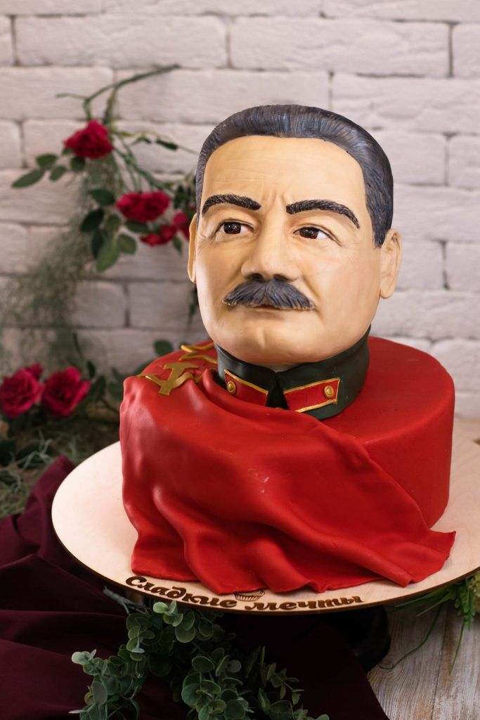 Торт-Сталин
