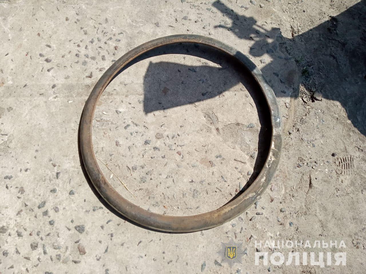 На Ривненщине ребенка убило колесом грузовика