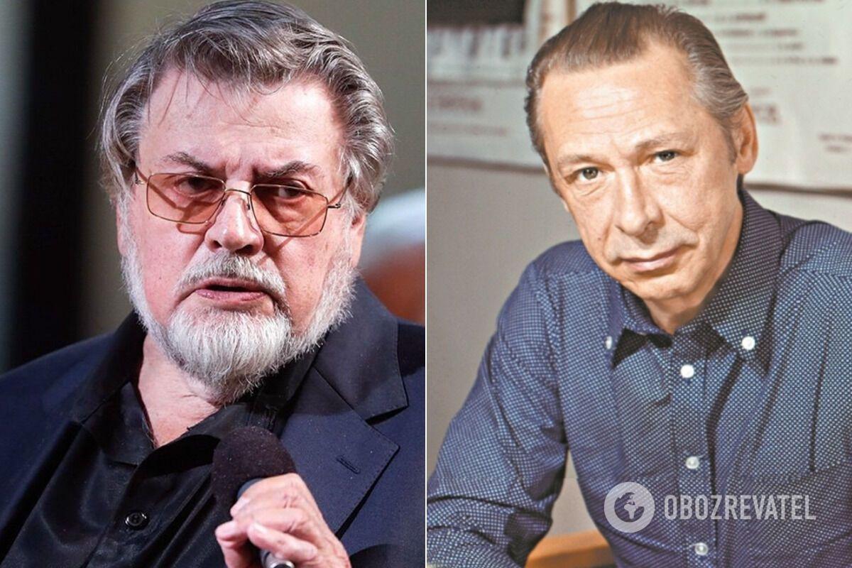 Олександр Ширвіндт і Олег Єфремов
