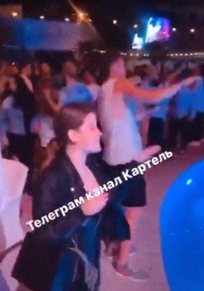 У клубі Одеси зірвали карантин і влаштували бурхливу вечірку