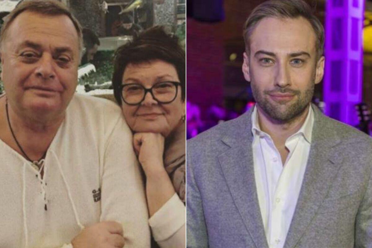Батька Жанни Володимир і Ольга і Дмитро Шепелєв